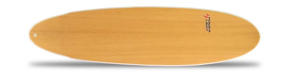 mini long para surfistas pesados